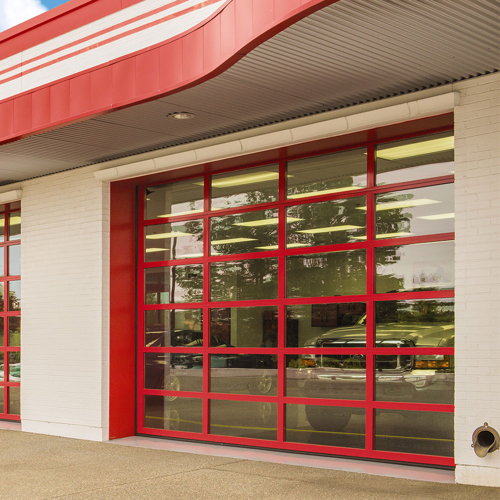 commercial garage door company nj